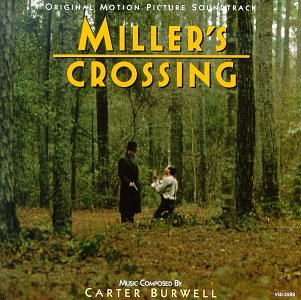 Carter Burwell, Miller's Crossing (End Titles), Melody Line, sheet music, piano notes, chords, song, artist, awards, billboard, mtv, vh1, tour, single, album, release