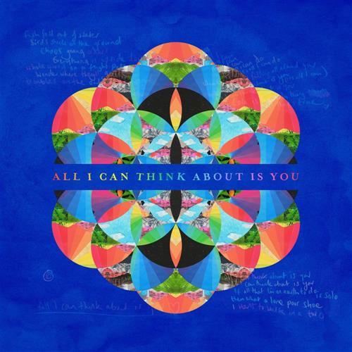 Coldplay, All I Can Think About Is You, Piano, Vocal & Guitar (Right-Hand Melody), sheet music, piano notes, chords, song, artist, awards, billboard, mtv, vh1, tour, single, album, release