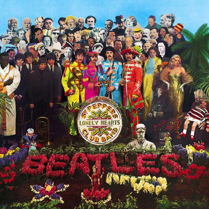 The Beatles, Sgt. Pepper's Lonely Hearts Club Band, Easy Guitar, sheet music, piano notes, chords, song, artist, awards, billboard, mtv, vh1, tour, single, album, release