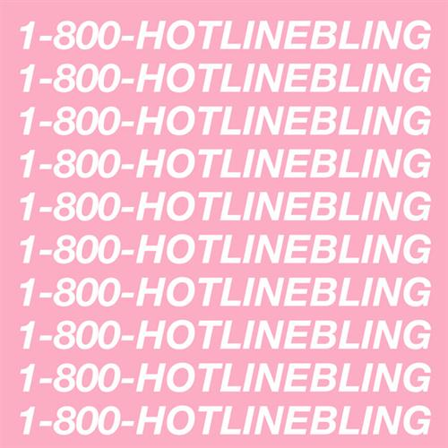 Drake, Hotline Bling, Piano, Vocal & Guitar (Right-Hand Melody), sheet music, piano notes, chords, song, artist, awards, billboard, mtv, vh1, tour, single, album, release