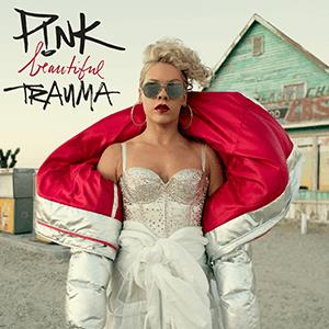 Pink, Beautiful Trauma, Piano, Vocal & Guitar (Right-Hand Melody), sheet music, piano notes, chords, song, artist, awards, billboard, mtv, vh1, tour, single, album, release