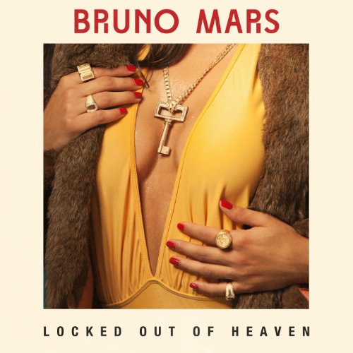 Bruno Mars, Locked Out Of Heaven, Easy Piano, sheet music, piano notes, chords, song, artist, awards, billboard, mtv, vh1, tour, single, album, release