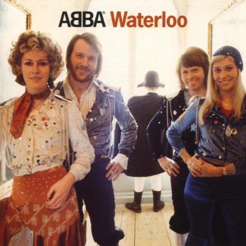 ABBA, Waterloo, Guitar, sheet music, piano notes, chords, song, artist, awards, billboard, mtv, vh1, tour, single, album, release