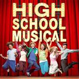 Download or print High School Musical High School Musical (from Walt Disney Pictures' High School Musical 3: Senior Year) Sheet Music Printable PDF -page score for Film and TV / arranged Clarinet SKU: 102820.