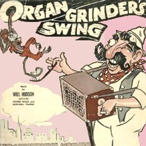 Will Hudson, Organ Grinder's Swing, Organ, sheet music, piano notes, chords, song, artist, awards, billboard, mtv, vh1, tour, single, album, release