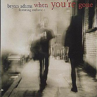 Bryan Adams and Melanie C, When You're Gone, Clarinet Duet, sheet music, piano notes, chords, song, artist, awards, billboard, mtv, vh1, tour, single, album, release