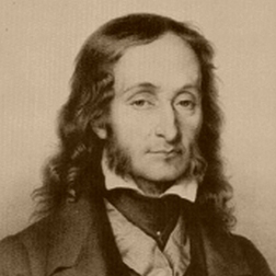 Download or print Niccoli Paganini Caprice No. 21 Sheet Music Printable PDF -page score for Classical / arranged Flute SKU: 105435.