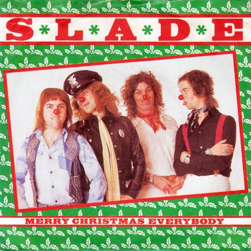 Slade, Merry Xmas Everybody, Recorder, sheet music, piano notes, chords, song, artist, awards, billboard, mtv, vh1, tour, single, album, release