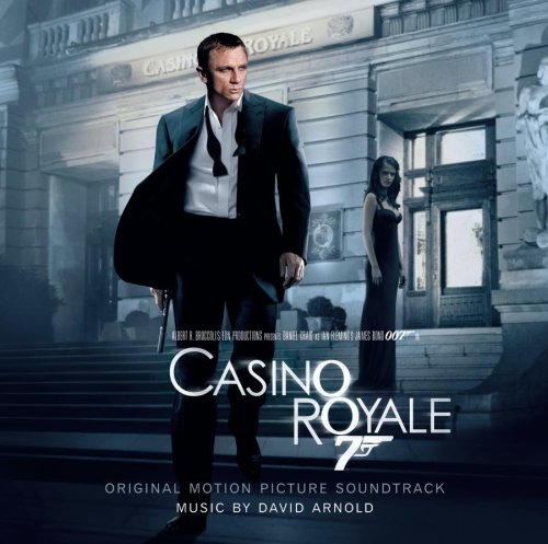David Arnold, The Name's Bond ... James Bond (from Casino Royale), Alto Saxophone, sheet music, piano notes, chords, song, artist, awards, billboard, mtv, vh1, tour, single, album, release