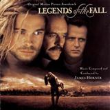 Download or print James Horner The Ludlows (from Legends Of The Fall) Sheet Music Printable PDF -page score for Film and TV / arranged Piano SKU: 111153.