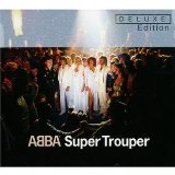 Download or print ABBA Super Trouper Sheet Music Printable PDF -page score for Pop / arranged Clarinet SKU: 111241.