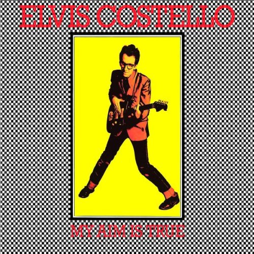 Elvis Costello, Alison, Guitar, sheet music, piano notes, chords, song, artist, awards, billboard, mtv, vh1, tour, single, album, release