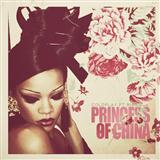 Download or print Coldplay Princess Of China (feat. Rihanna) Sheet Music Printable PDF -page score for Rock / arranged Guitar Tab SKU: 112014.