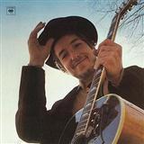 Download or print Bob Dylan Lay Lady Lay Sheet Music Printable PDF -page score for Folk / arranged Piano SKU: 114309.