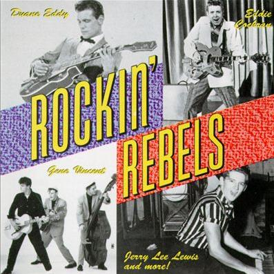 The Rockin Rebels, Wild Weekend, Piano & Guitar, sheet music, piano notes, chords, song, artist, awards, billboard, mtv, vh1, tour, single, album, release