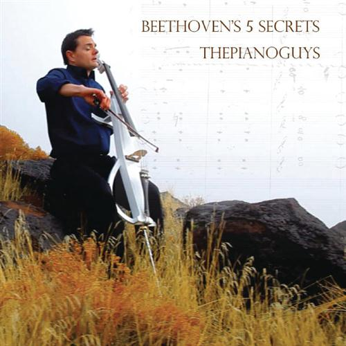 The Piano Guys, Beethoven's 5 Secrets, Piano, sheet music, piano notes, chords, song, artist, awards, billboard, mtv, vh1, tour, single, album, release