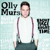 Download or print Olly Murs Right Place Right Time Sheet Music Printable PDF -page score for Pop / arranged Piano SKU: 118195.