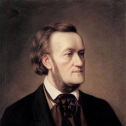 Download or print Richard Wagner Overture from The Flying Dutchman Sheet Music Printable PDF -page score for Classical / arranged Piano SKU: 120894.