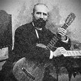 Download or print José Ferrer Valse Sheet Music Printable PDF -page score for Classical / arranged Guitar SKU: 121828.