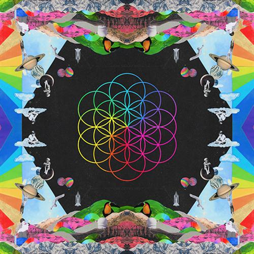 Coldplay, A Head Full Of Dreams, Piano, Vocal & Guitar (Right-Hand Melody), sheet music, piano notes, chords, song, artist, awards, billboard, mtv, vh1, tour, single, album, release
