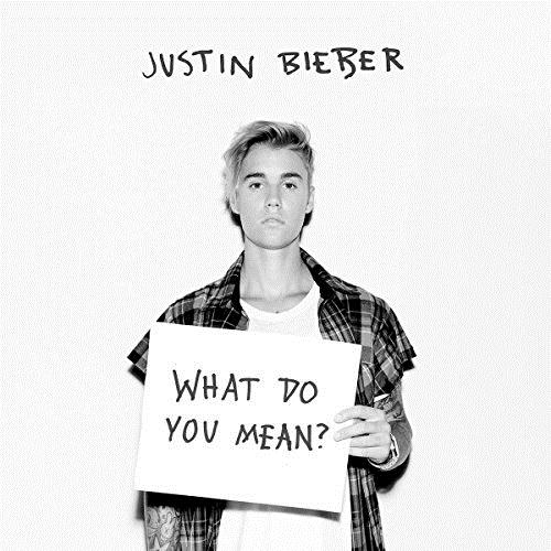 Justin Bieber, What Do You Mean?, Beginner Piano, sheet music, piano notes, chords, song, artist, awards, billboard, mtv, vh1, tour, single, album, release