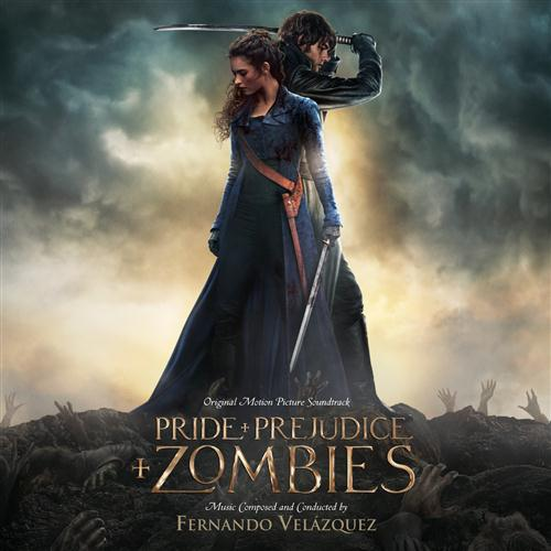 Fernando Velazquez, Netherfield Ball Dance One (from 'Pride and Prejudice and Zombies'), Piano, sheet music, piano notes, chords, song, artist, awards, billboard, mtv, vh1, tour, single, album, release