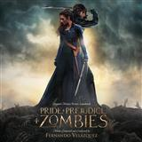 Download or print Fernando Velazquez Netherfield Ball Dance One (from 'Pride and Prejudice and Zombies') Sheet Music Printable PDF -page score for Post-1900 / arranged Piano SKU: 123484.