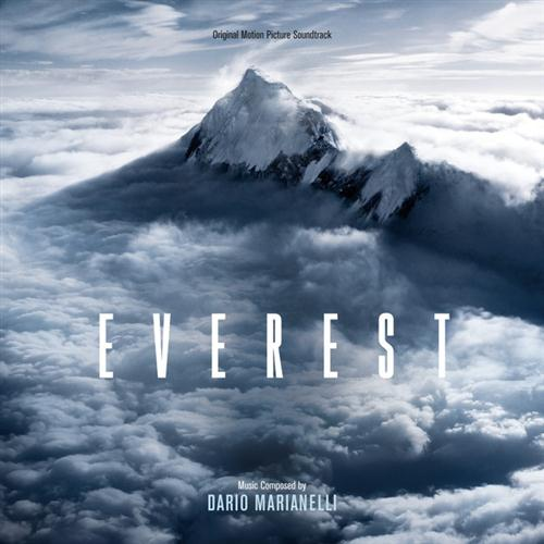 Dario Marianelli, Starting The Ascent (From 'Everest'), Piano, sheet music, piano notes, chords, song, artist, awards, billboard, mtv, vh1, tour, single, album, release