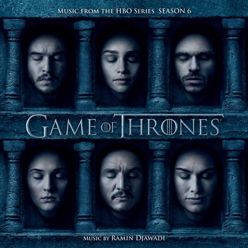 Ramin Djawadi, Light Of The Seven (from 'Game of Thrones'), Piano, sheet music, piano notes, chords, song, artist, awards, billboard, mtv, vh1, tour, single, album, release