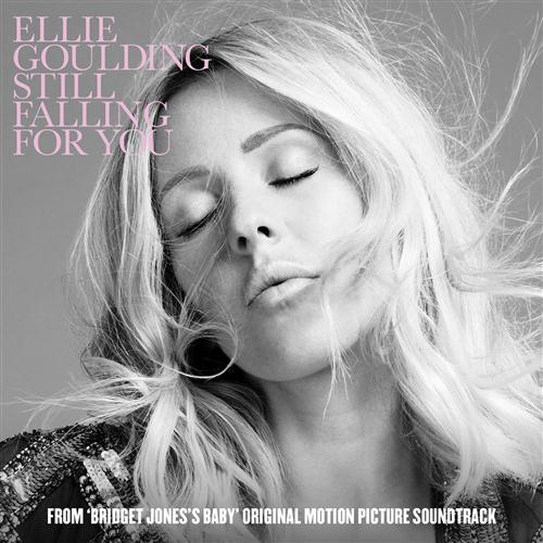 Ellie Goulding, Still Falling For You, Piano, Vocal & Guitar (Right-Hand Melody), sheet music, piano notes, chords, song, artist, awards, billboard, mtv, vh1, tour, single, album, release