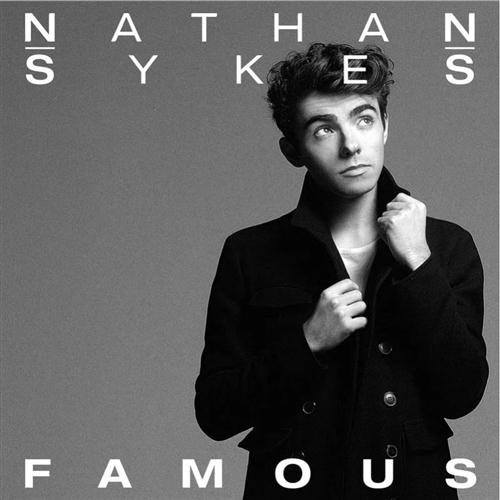 Nathan Sykes, Famous, Piano, Vocal & Guitar (Right-Hand Melody), sheet music, piano notes, chords, song, artist, awards, billboard, mtv, vh1, tour, single, album, release