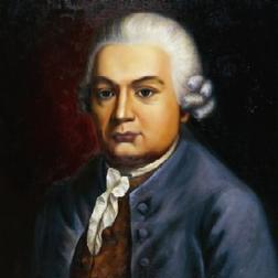 Download or print Carl Philipp Emanuel Bach La Complaisante Sheet Music Printable PDF -page score for Classical / arranged Piano SKU: 125404.