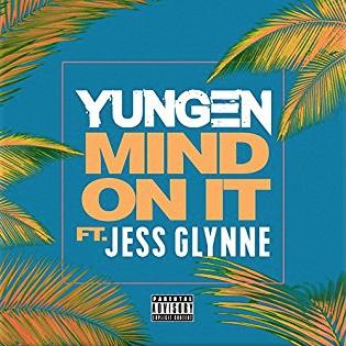 Yungen, Mind On It (feat. Jess Glynne), Piano, Vocal & Guitar (Right-Hand Melody), sheet music, piano notes, chords, song, artist, awards, billboard, mtv, vh1, tour, single, album, release