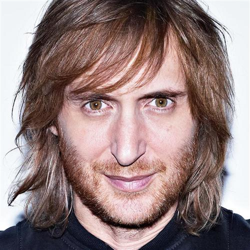 David Guetta, Flames, Piano, Vocal & Guitar (Right-Hand Melody), sheet music, piano notes, chords, song, artist, awards, billboard, mtv, vh1, tour, single, album, release