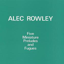 Download or print Alec Rowley Prelude (from Five Miniature Preludes And Fugues) Sheet Music Printable PDF -page score for Classical / arranged Piano SKU: 125722.