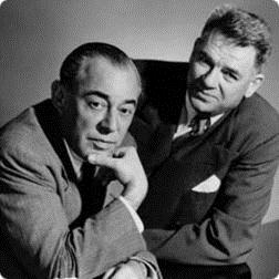 Download or print Rodgers & Hammerstein June Is Bustin' Out All Over (from Carousel) Sheet Music Printable PDF -page score for Musicals / arranged Melody Line, Lyrics & Chords SKU: 14080.