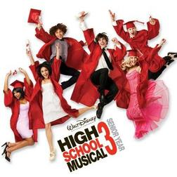 Download or print High School Musical 3 High School Musical (arr. Roger Emerson) Sheet Music Printable PDF -page score for Film and TV / arranged SAB SKU: 151328.
