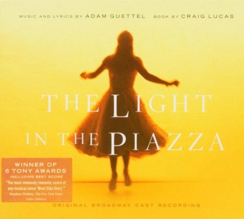Adam Guettel, The Light In The Piazza (arr. John Purifoy), SAB, sheet music, piano notes, chords, song, artist, awards, billboard, mtv, vh1, tour, single, album, release