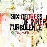 Download or print Dream Theater Six Degrees Of Inner Turbulence: II. About To Crash Sheet Music Printable PDF -page score for Pop / arranged Guitar Tab SKU: 155195.