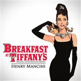Download or print Henry Mancini Breakfast At Tiffany's Sheet Music Printable PDF -page score for Broadway / arranged Piano SKU: 155379.