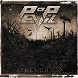 Download or print Pop Evil Trenches Sheet Music Printable PDF -page score for Pop / arranged Guitar Tab SKU: 155458.