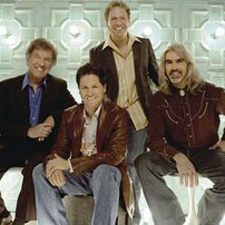 Download or print Gaither Vocal Band There's Something About That Name Sheet Music Printable PDF -page score for Religious / arranged Piano, Vocal & Guitar (Right-Hand Melody) SKU: 157620.