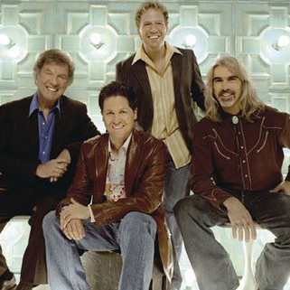 Gaither Vocal Band, Because He Lives, Piano, Vocal & Guitar (Right-Hand Melody), sheet music, piano notes, chords, song, artist, awards, billboard, mtv, vh1, tour, single, album, release