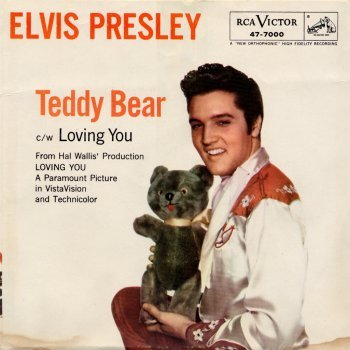 Elvis Presley, (Let Me Be Your) Teddy Bear, Piano, sheet music, piano notes, chords, song, artist, awards, billboard, mtv, vh1, tour, single, album, release