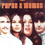Download or print The Mamas & The Papas Dream A Little Dream Of Me Sheet Music Printable PDF -page score for Folk / arranged Piano SKU: 158229.