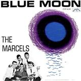 Download or print The Marcels Blue Moon Sheet Music Printable PDF -page score for Jazz / arranged Piano SKU: 158233.