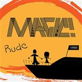 Download or print Magic! Rude Sheet Music Printable PDF -page score for Pop / arranged Piano SKU: 161076.
