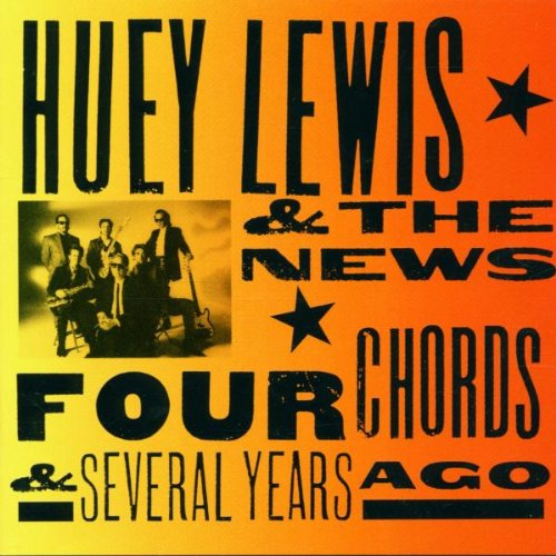 Huey Lewis & The News, But It's Alright, Piano, Vocal & Guitar (Right-Hand Melody), sheet music, piano notes, chords, song, artist, awards, billboard, mtv, vh1, tour, single, album, release