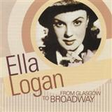 Download or print Ella Logan How Are Things In Glocca Morra Sheet Music Printable PDF -page score for Jazz / arranged Piano, Vocal & Guitar (Right-Hand Melody) SKU: 16375.