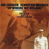 Download or print Joe Cocker & Jennifer Warnes Up Where We Belong Sheet Music Printable PDF -page score for Pop / arranged Piano SKU: 163856.